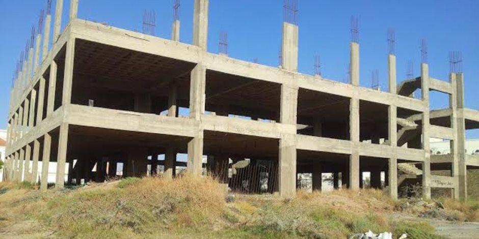 تخصيص قطعة أرض لبناء مدرسة بالمنوفية (مستند)