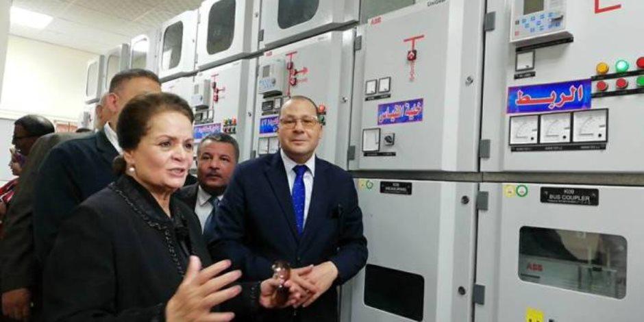 محافظة البحيرة تفتتح لوحات توزيع كهرباء بمركزي دمنهور وكفر الدوار (صور)