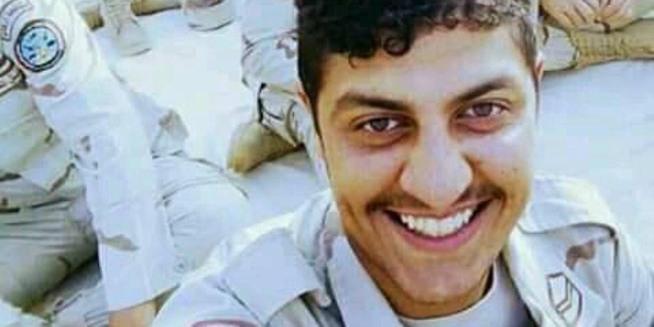 أهالى السنبلاويين ينتظرون جثمان الرقيب مصطفى فتوح شهيد سيناء