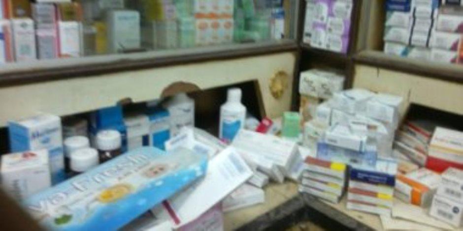 """""""صحة الشرقية"""": ضبط غرفة عمليات غير مرخصة و2400 قرصا جنسيا داخل صيدليات"""