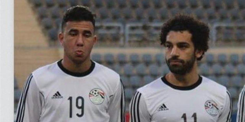 شاهد.. تريزيجيه على «مسرح تويتر» بسبب محمد صلاح