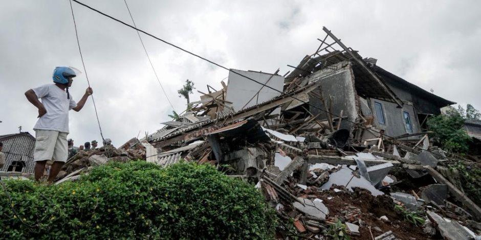 زلزال بقوة 5.1 درجة يضرب جنوب غربى الصين