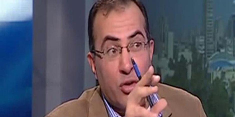 إخلاء سبيل رئيس تحرير المصري اليوم السابق بكفالة 10 آلاف جنيه في بلاغات انتخابات الرئاسة