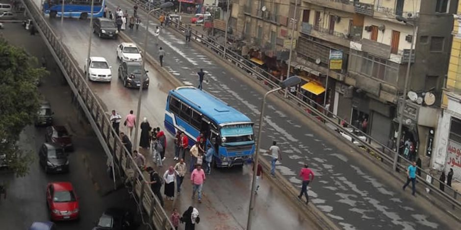 مساء الخميس.. المرور تغلق كوبريي «غمرة» و«عباس» جزئيا بسبب الإصلاحات لـ 3 أيام