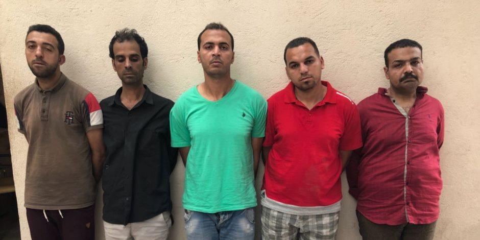 في أقل من 24 ساعة.. القبض على المتهمين بسرقة شقة لاعبي فريق وادي دجلة