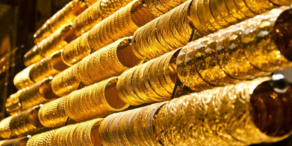 أسعار الذهب تتراجع 3 جنيهات وعيار 21 يسجل 810