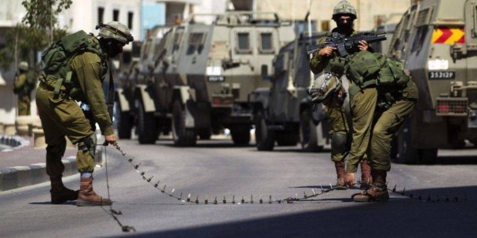 الجيش الإسرائيلى يسقط طائرة مسيرة دخلت المجال الجوى من لبنان