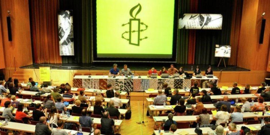 منظمة العفو الدولية تدين «أجواء الخوف المروّعة» بتركيا