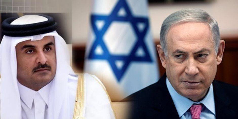 بجاحة قطرية على الملأ.. الدوحة تبرر لقاء وزير خارجيتها وقادة الاحتلال الإسرائيلي