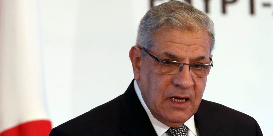 «الخارجية»: محلب يشارك في المؤتمر الدولي حول ليبيا بالعاصمة الفرنسية باريس