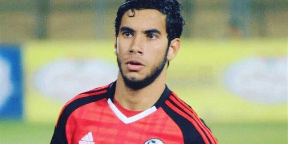 ناصر ماهر يغيب عن مباراة سموحة ووادي دجلة في كأس مصر