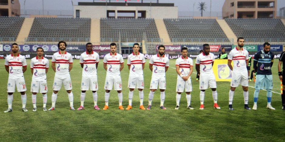 موعد مشاهدة مباراة الزمالك والنجوم في الدوري المصري اليوم