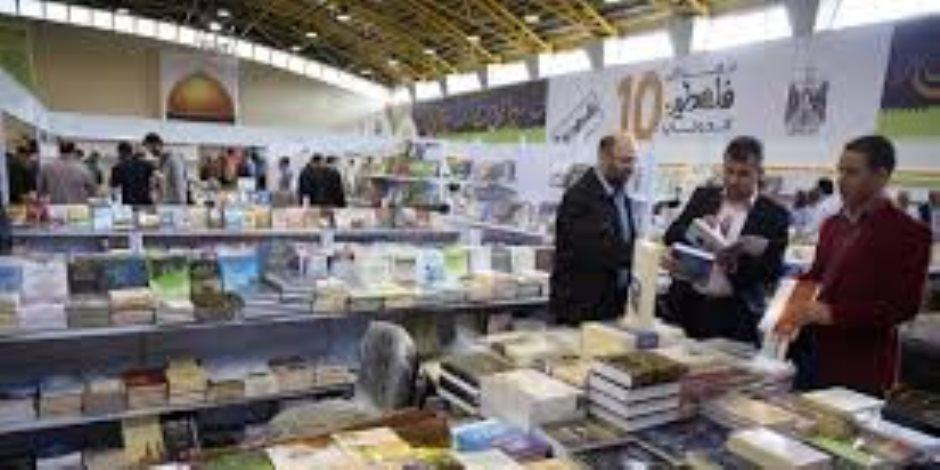 انطلاق معرض فلسطين الدولي الحادي عشر للكتاب بمشاركة 500 دار نشر بسردا