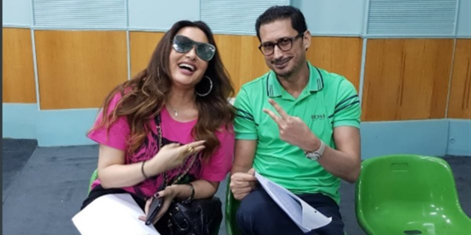 لطيفة لأول مرة فى مسلسل إذاعى رمضاني مع أحمد عيد