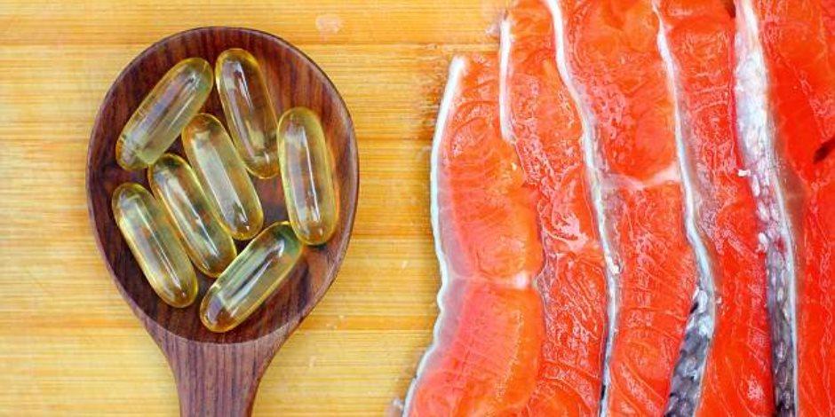 أطعمة ومكملات غذائية تخفف ألام التهاب المفاصل منهم زيت السمك واللفت