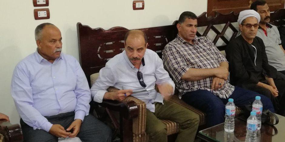لجنة الزراعة بمجلس النواب تلتقى بصيادي القصير فى البحر الأحمر لحل مشكلاتهم (صور)