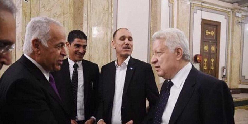أسرار صفقات الدوري الغامضة.. أبطالها فرج عامر ومرتضى منصور والجمهور آخر من يعلم
