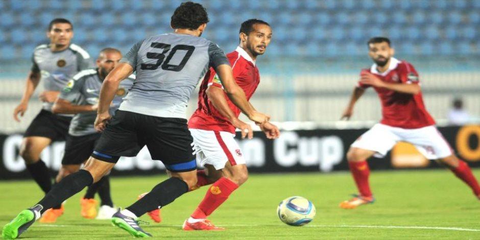 الملعب عاد مشتعلا من جديد.. موسيماني يواصل احتفالاته بفوز الأهلي على الترجي التونسي