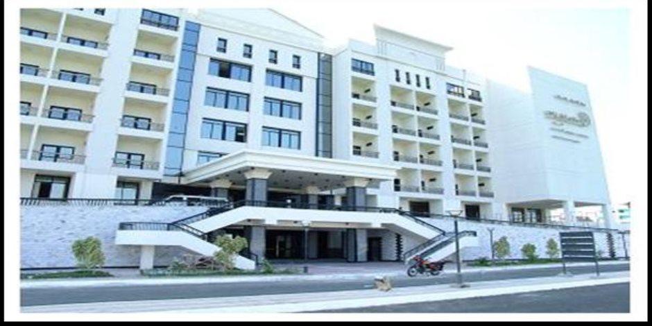 صحة الشرقية تنقل الطوارئ لمستشفى الأحرار بعد نشوب حريق بمستشفى جامعة الزقازيق