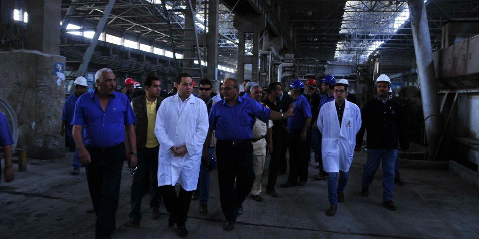 خالد بدوى: تطوير «كيما 2» بأسوان يعكس اهتمام الدولة بالصعيد ويوفر آلاف فرص العمل