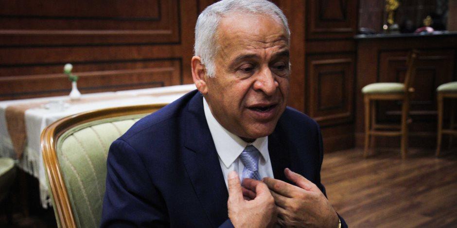 """بعد كرة إكرامي """" الغامضة """".. رئيس نادي سموحة يطالب بإيقاف حكم بيراميدز  وشطب حامل الراية"""