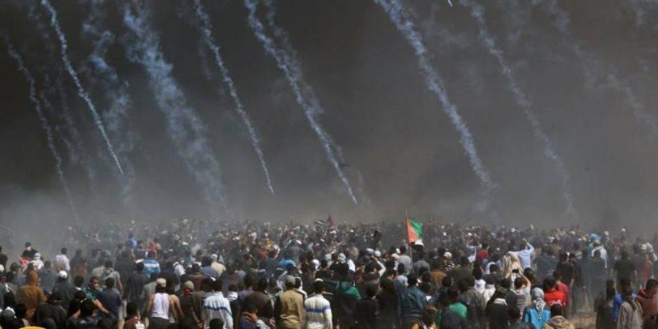 الحكومة الفلسطينية تطالب بتدخل دولي لوقف ارتكاب إسرائيل لمذبحة في غزة