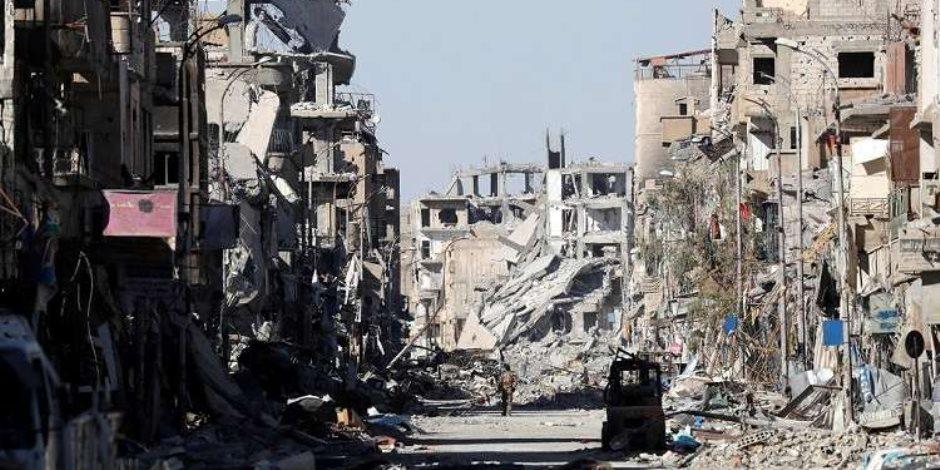 انفجارات جديدة في مطار حماة العسكرى