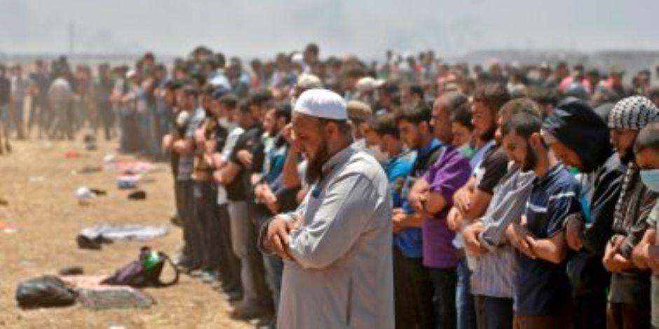 ارتفاع عدد الشهداء الفلسطينيين إلى 53 و3000 إصابة