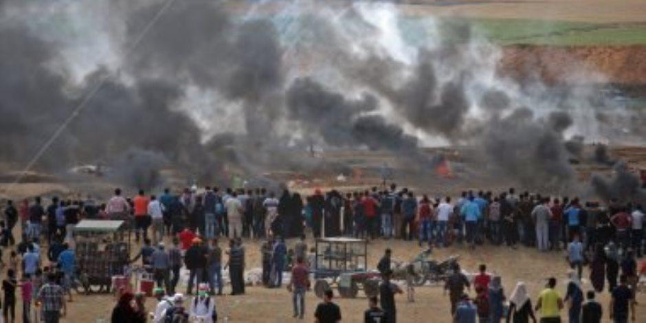 مصر تقدم مساعدات إنسانية ومواد إغاثة لسكان قطاع غزة
