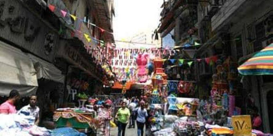 زينة رمضان تملأ شوارع الدقهلية (صور)