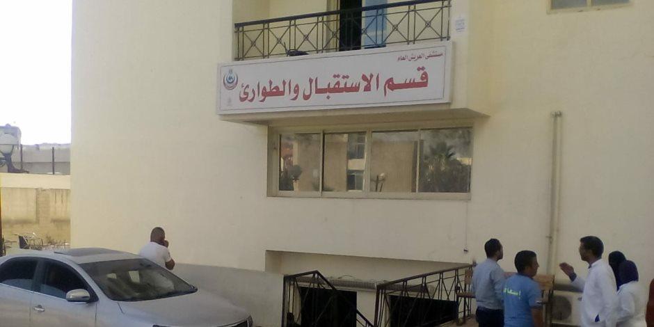مستشفيات سيناء تستقبل 4 مصابين فلسطينيين.. وتجهيز 22 سرير عناية (صور وفيديو)