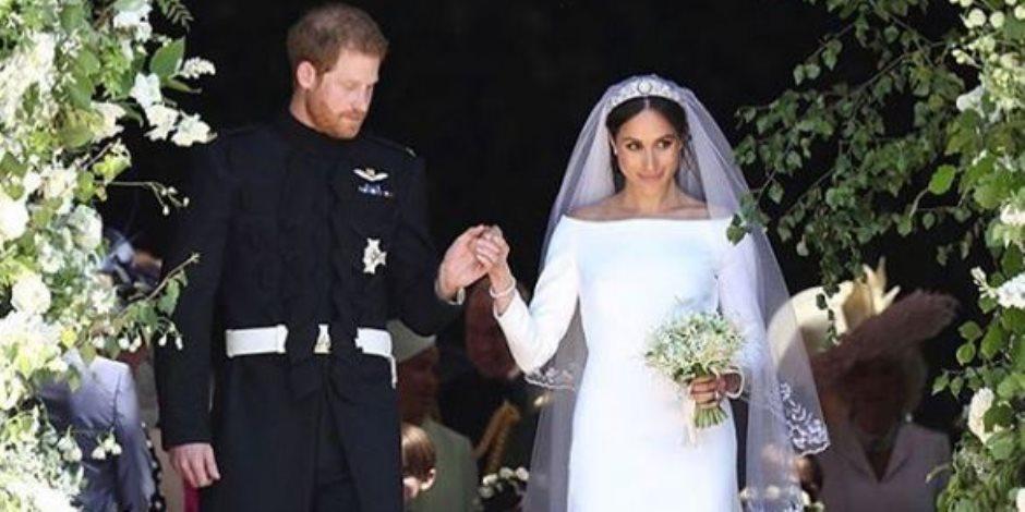 كندة علوش عن زفاف الأمير «هاري»: ازفاف درس ضد العنصرية (صور)