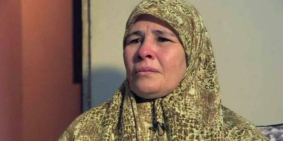 تجديد حبس أم زبيدة 15 يوما بتهمة نشر أخبار كاذبة والانضمام لجماعة إرهابية