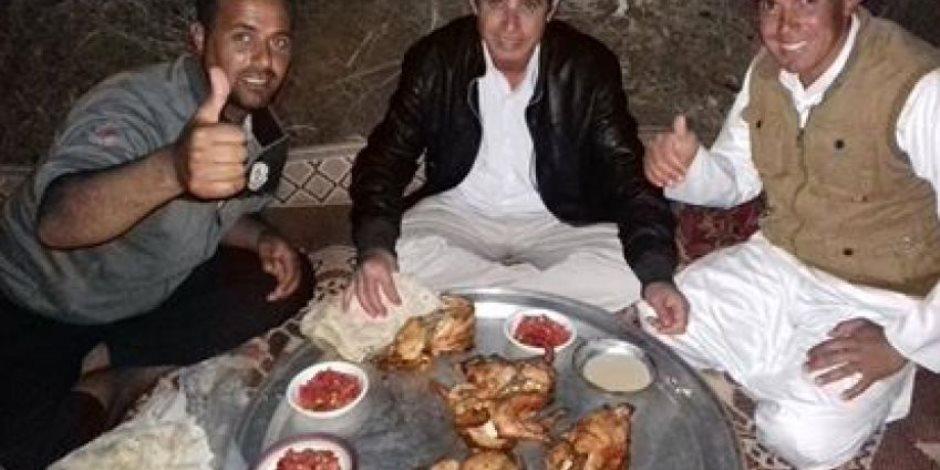 """أشهرها """"المندي والمنسف"""".. أكلات بدوية تزين المائدة السيناوية في شهر رمضان (صور)"""