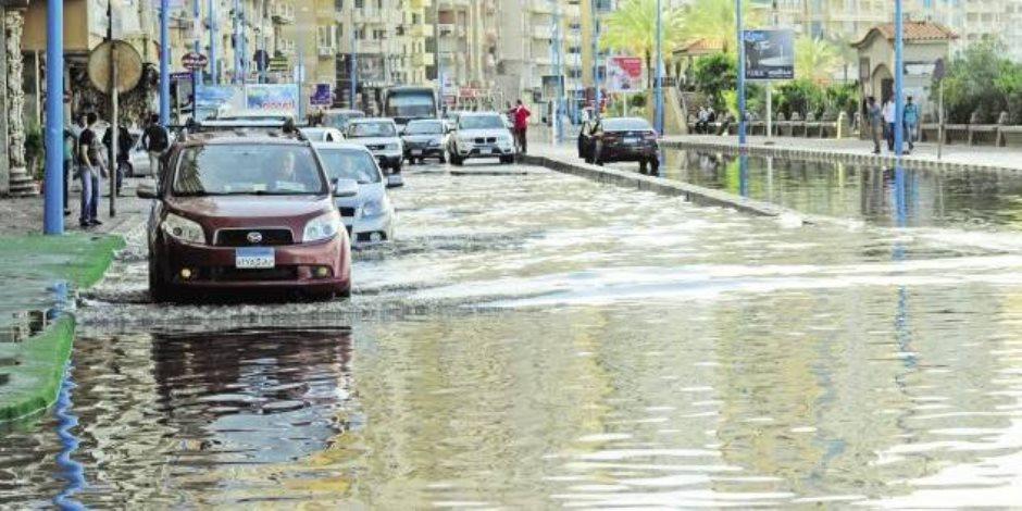 نشرات يومية تتنبأ بكميات الأمطار قبل حدوثها بـ 72.. تفاصيل خطة وزارة الرى لمواجة السيول
