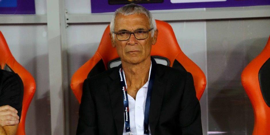 أول تعليق من كوبر على نتيجة مباراة مصر والكويت الودية