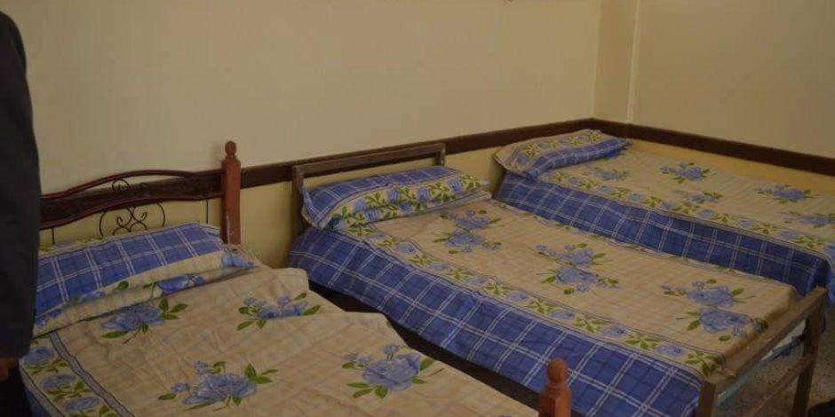 «خدمات فنادق».. تجهيز 122 استراحة لمراقبى الثانوية العامة بالوادي الجديد