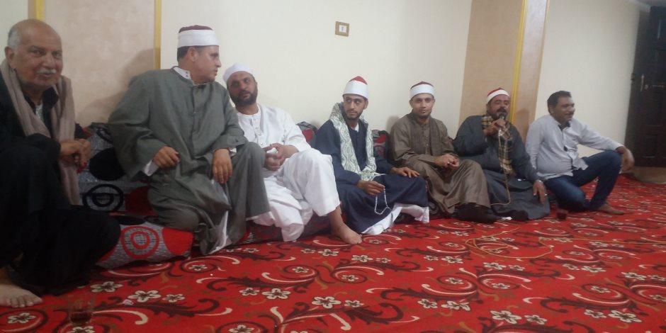 أهالي الشرقية يحيون ليالي رمضان بمصايف العائلات بسماع القرآن والابتهالات الدينية