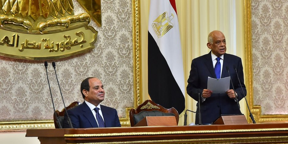رئيس البرلمان مهنئنًا السيسى بذكرى 23 يوليو: أتمنى بلوغ الشعب أعلى مراتب الأمن والأمان