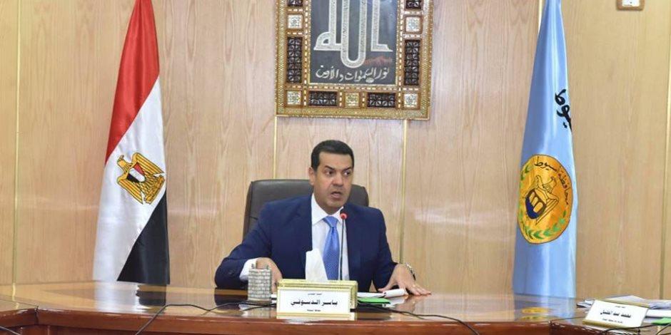 محافظة أسيوط: ننتظر قرار وزير التموين بخصوص المخابز الجديدة