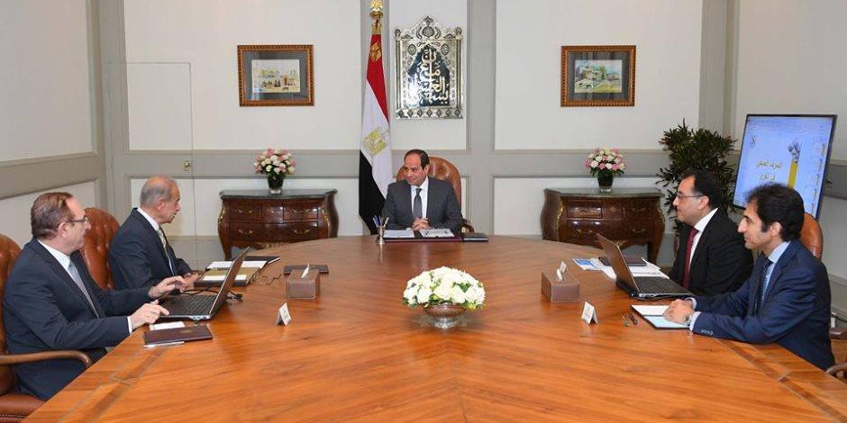 بعد استقالة الحكومة.. تعرف على رأى الرئيس السيسي في شريف إسماعيل (فيديو)