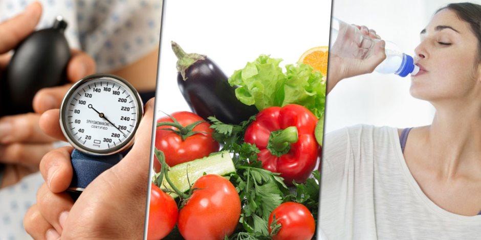 اظبط ضغطك من غير أدوية.. 4 نصائح و5 محاذير غذائية لمرضى ضغط الدم المنخفض