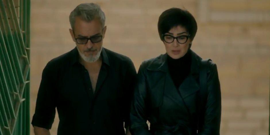 """ملخص الحلقة ال18 من مسلسل """"ضد مجهول"""" للفنانة غادة عبد الرازق"""