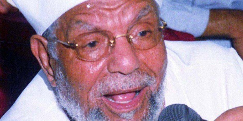 الشيخ الشعراوي يفضح استغلال الإخوان للإسلام: أعدائي هم الإخوان