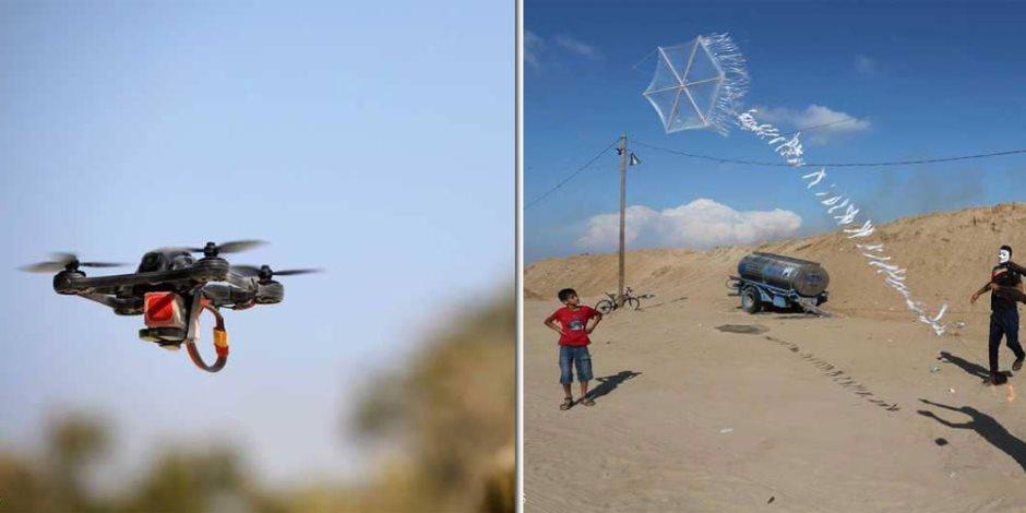 سلاح الجو الفلسطيني الجديد.. هل تنتصر طائرات غزة على سكاكين الاحتلال؟