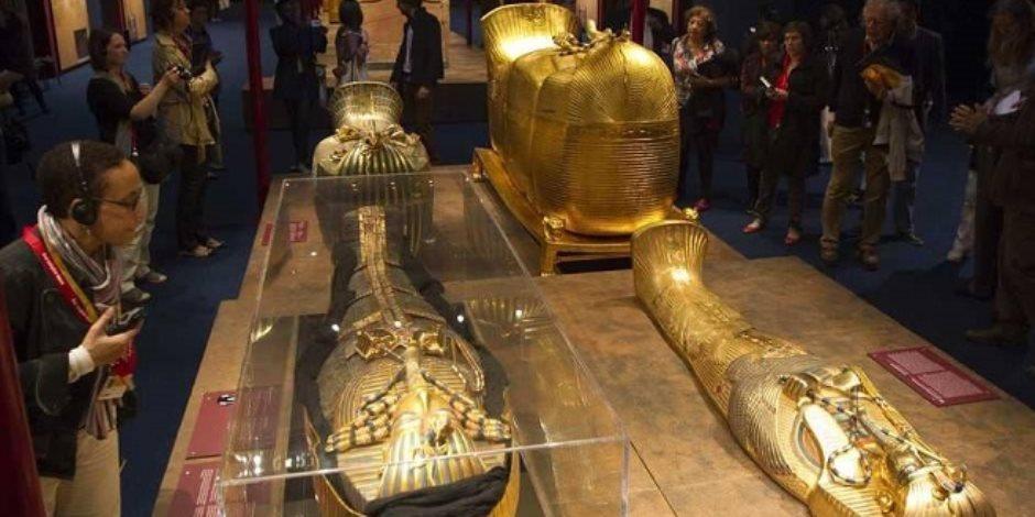 «ما تفكرش تسرق».. المناطق الأثرية تحت الحراسة الأمنية المشددة خلال العيد