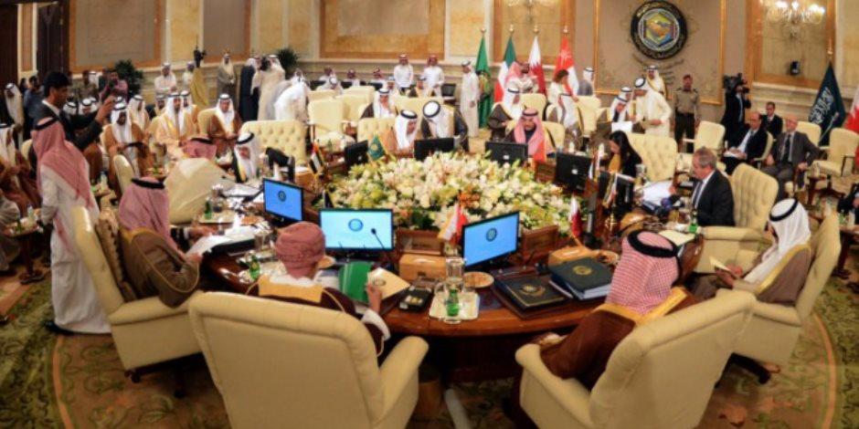 التهديدات الإيرانية.. كلمة السر في افتتاحية القمة الخليجية