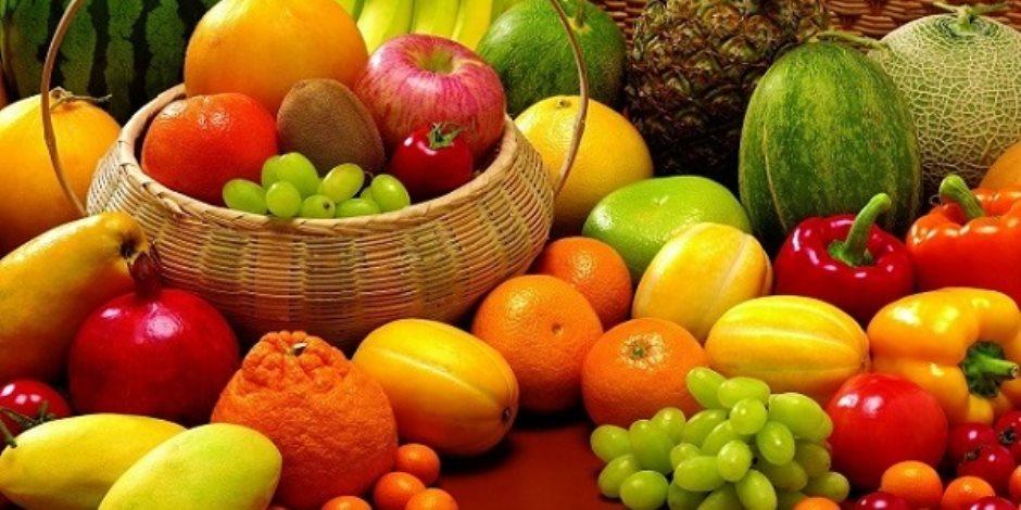 أسعار الفاكهة اليوم الإثنين 11- 6- 2018.. الجوافة 8 جنيهات والفراولة 10 للكيلو