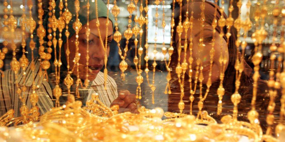 سعر الذهب اليوم الإثنين 13-1-2020.. جرام الذهب عيار 21 يواصل الارتفاع