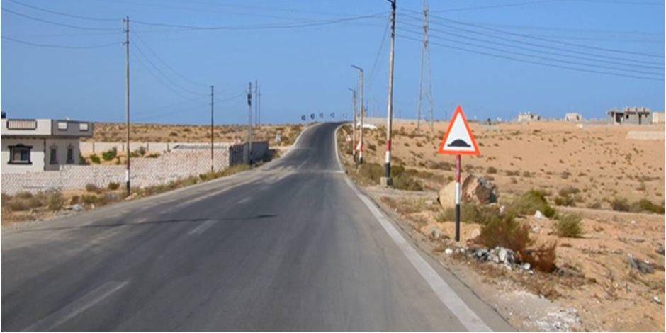 المتحدث العسكري: قوات الارتكاز الأمني تتصدى لهجوم إرهابي في شمال سيناء
